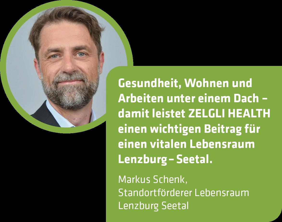 Testimonial Markus Schenk